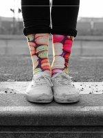 LUF SOX Socken Macaroo bunt