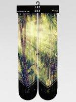 LUF SOX Socken Classics Jungle grün