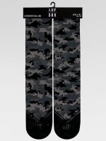 LUF SOX Socks Classics Camo Ash camouflage