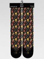 LUF SOX Socks Classics King Menu colored