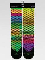 LUF SOX Sokker Classics Glow Dots mangefarget
