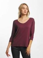 Mavi Jeans Puserot Basic Zip purpuranpunainen