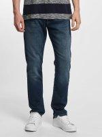 Mavi Jeans Straight Fit Jeans Marcus blau