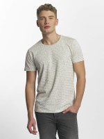 Mavi Jeans T-Shirty Overall Printed szary