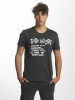 Mavi Jeans T-skjorter Influence Graphic grå
