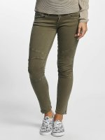 Mavi Jeans Vaqueros pitillos Jesy verde