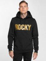 Merchcode Hoodies Rocky Logo sort