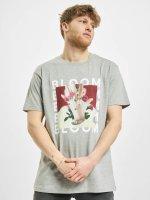 Merchcode t-shirt MGK Bloom grijs