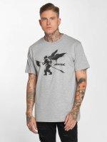 Merchcode T-Shirt Linkin Park Street Soldier gris