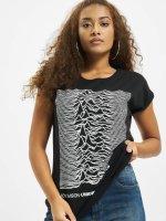 Merchcode T-Shirt Ladies Joy Divison UP noir