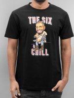 Merchcode T-Shirt Andchill schwarz