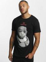 Merchcode T-Shirt Lil Wayne Child schwarz