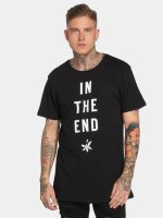 Merchcode T-Shirt Linkin Park In The End schwarz