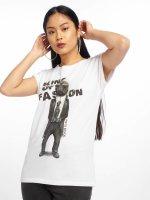 Merchcode T-shirts Petsrock King Of Fashion hvid