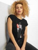 Merchcode T-shirts Petsrock Lady sort