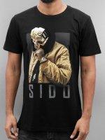 Merchcode T-Shirty Sido Geuner czarny