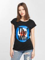 Merchcode T-Shirty The Who czarny