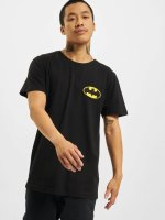 Merchcode T-Shirty Batman Chest czarny