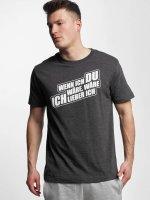 Merchcode T-skjorter Sascha Gramme grå