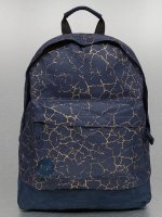 Mi-Pac Backpack Cracked blue