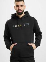 Mister Tee Hoody Loyality zwart