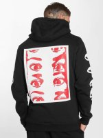 Mister Tee Sweat capuche Eyes noir