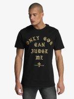Mister Tee T-paidat 2Pac Judge musta