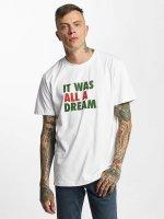Mister Tee T-paidat A Dream valkoinen