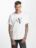 Mister Tee T-paidat Brooklyn valkoinen