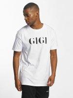Mister Tee T-paidat GIGI valkoinen