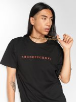 Mister Tee T-Shirt ABC black