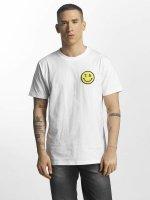 Mister Tee T-Shirt LA Smile blanc