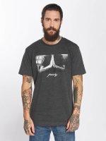 Mister Tee T-Shirt Pray gris