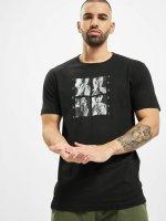 Mister Tee T-Shirt Tupac Shakur Hands noir