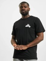 Mister Tee T-Shirt Fist noir