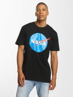 Mister Tee T-Shirt NASA schwarz