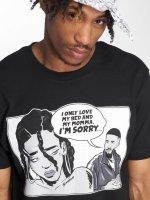 Mister Tee T-Shirt Sorry Tee schwarz
