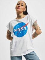 Mister Tee T-shirt NASA Insignia vit