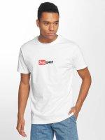 Mister Tee T-Shirt Collab 2.0 weiß
