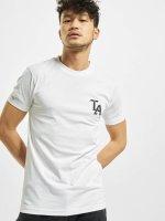 Mister Tee t-shirt LA wit