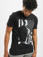 Mister Tee t-shirt 2Pac President zwart
