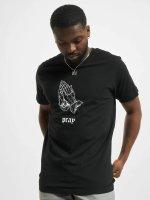 Mister Tee t-shirt Dark Pray zwart
