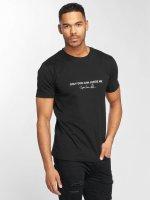 Mister Tee t-shirt Tupac Cross zwart