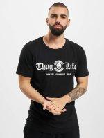 Mister Tee Tall Tees Thug Life Cities zwart