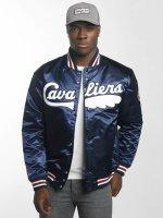 Mitchell & Ness Baseball jack HWC Team Cleveland Cavaliers blauw