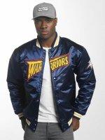 Mitchell & Ness College Jacket HWC Team Golden State Warriors blue