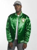 Mitchell & Ness College Jacket HWC Team Boston Celtics green