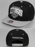 Mitchell & Ness snapback cap Team Arch 2 Tone LA Kings zwart