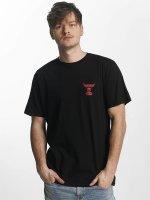 Mitchell & Ness t-shirt Red Pop Tailored Chicago Bulls zwart