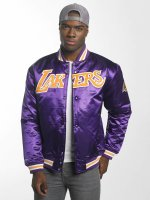 Mitchell & Ness Teddy HWC Team Los Angeles Lakers pourpre